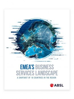 EMEA's Business Services Landscapes