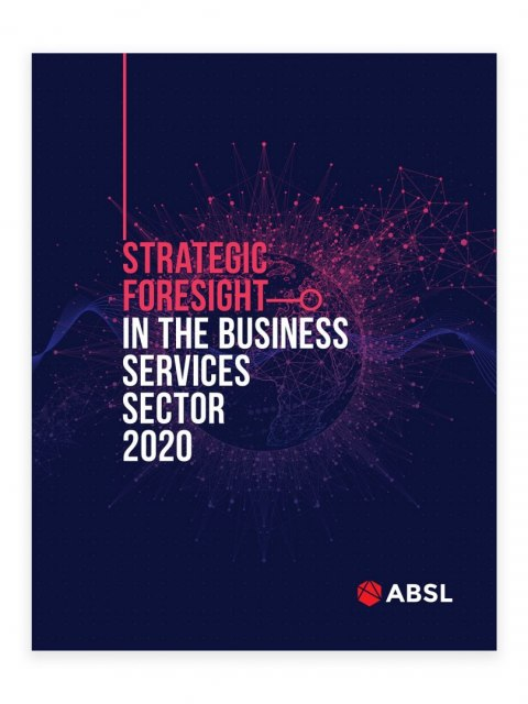 Strategic Foresight in the Business Services Sector 2020